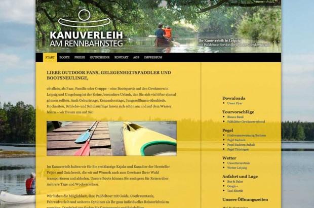Kanuverleih Leipzig